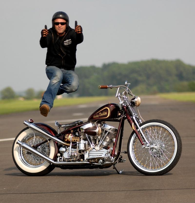 Обзор модели Johnny Pag Barhog | Motowave ru